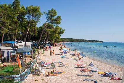 ruhige campingplätze kroatien